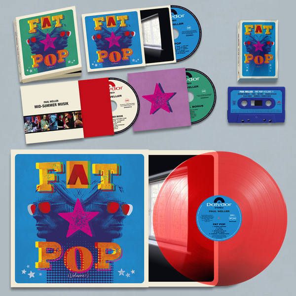 Paul Weller: Fat Pop Completist's Set