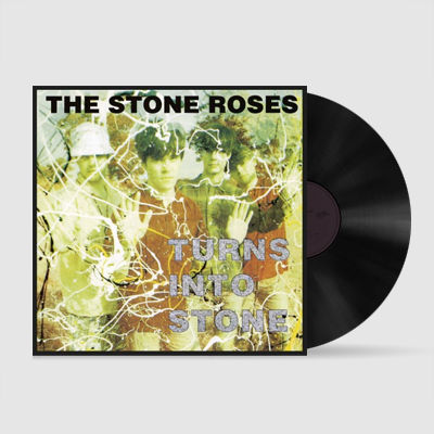 The Stone Roses: Turns Into Stone: 180 Gram Audiophile Vinyl