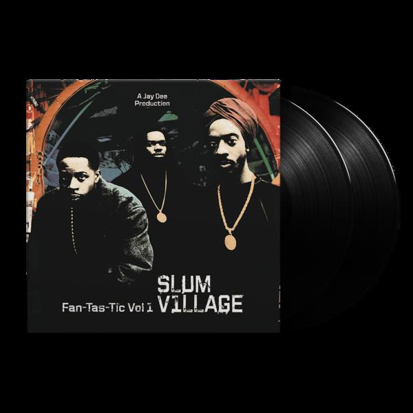 Slum Village: Fan-Tas-Tic Vol 1