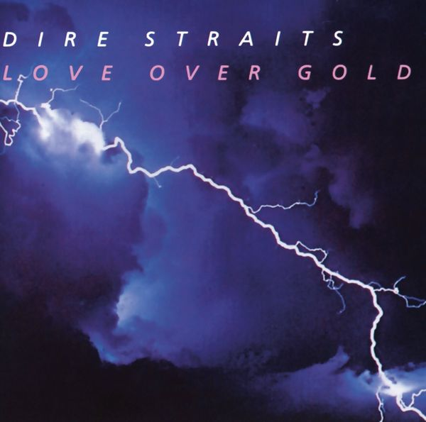 Dire Straits: Love Over Gold LP