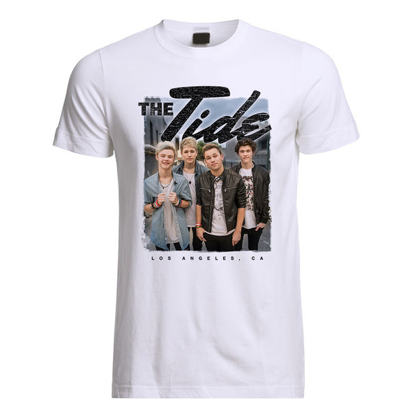 The Tide: Group T-Shirt