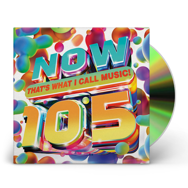 Various Artists: NOW That's What I Call Music! 105
