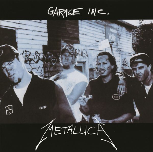 Metallica: Garage, Inc