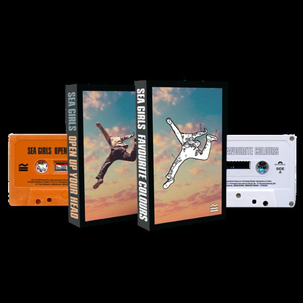 Sea Girls: Favourite Colours Cassette Bundle