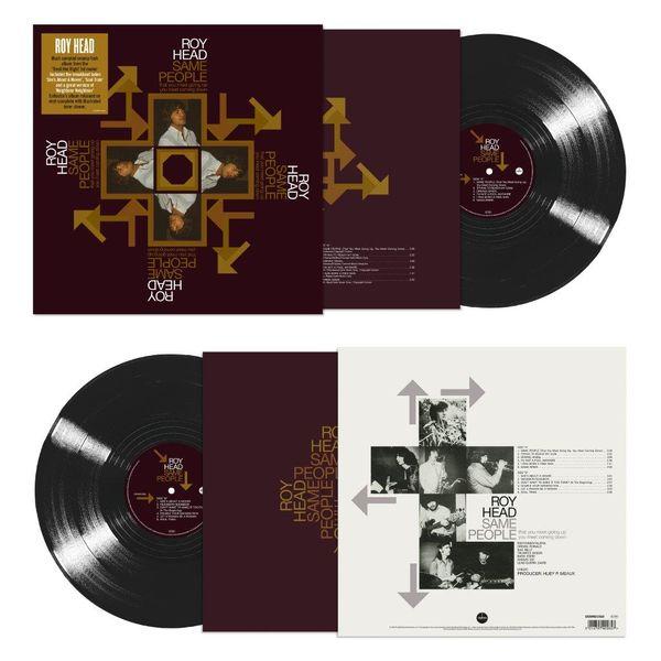 Roy Head: Same People (140g Black Vinyl)