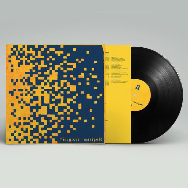 Pinegrove: Marigold: Black Vinyl