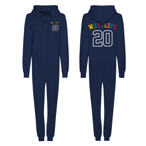 Westlife: Twenty Tour Onesie