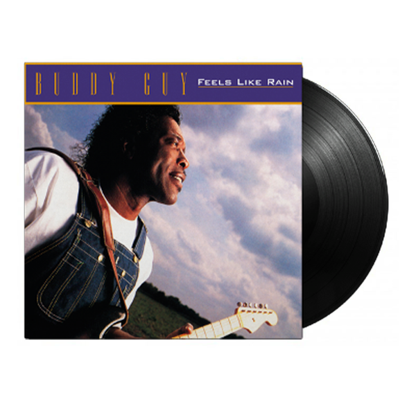 Buddy Guy: Feels Like Rain: Black Vinyl