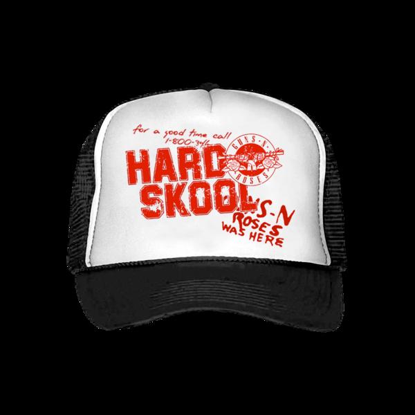 Guns N' Roses: Hard Skool Trucker Hat