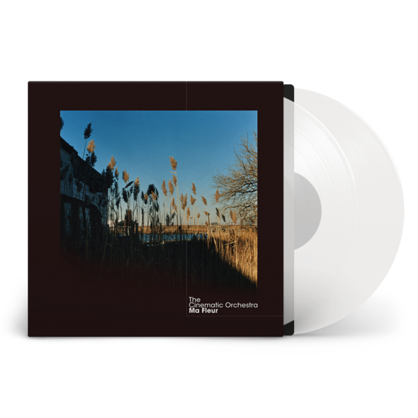 """The Cinematic Orchestra: """"Ma Fleur"""" 2021: Limited Edition Clear Vinyl 2LP"""