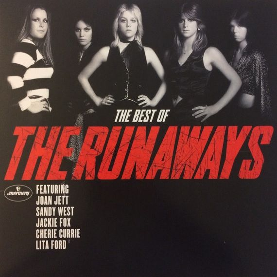 The Runaways: The Best Of The Runaways: Exclusive Clear Vinyl