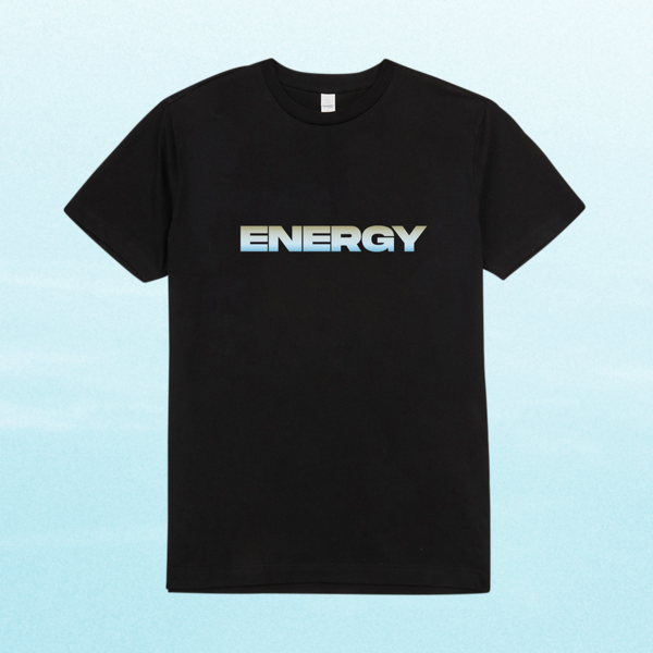 Disclosure: Energy Face Tee