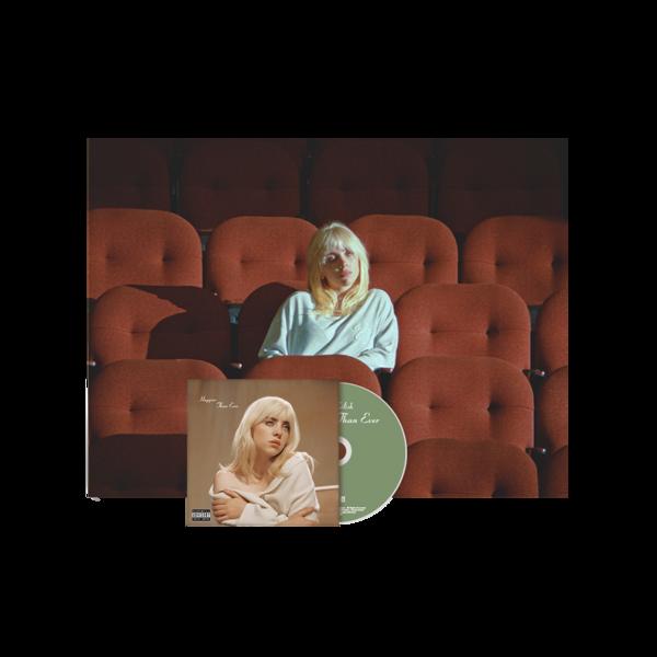 Billie Eilish: 'Happier Than Ever' (Tour Exclusive CD)