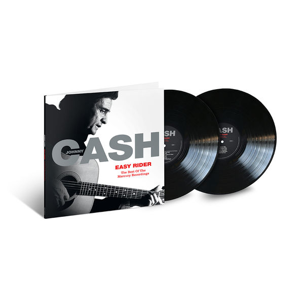 Johnny Cash: Easy Rider: The Best Of The Mercury Recordings Vinyl