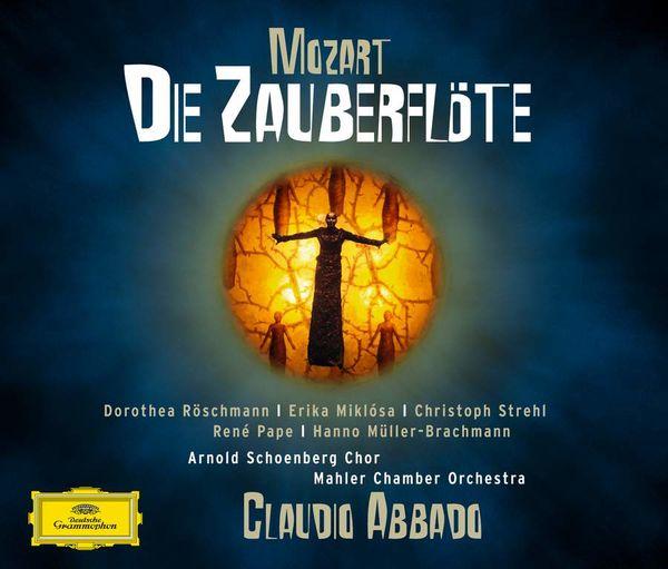Claudio Abbado: Mozart: Die Zauberflöte, K620