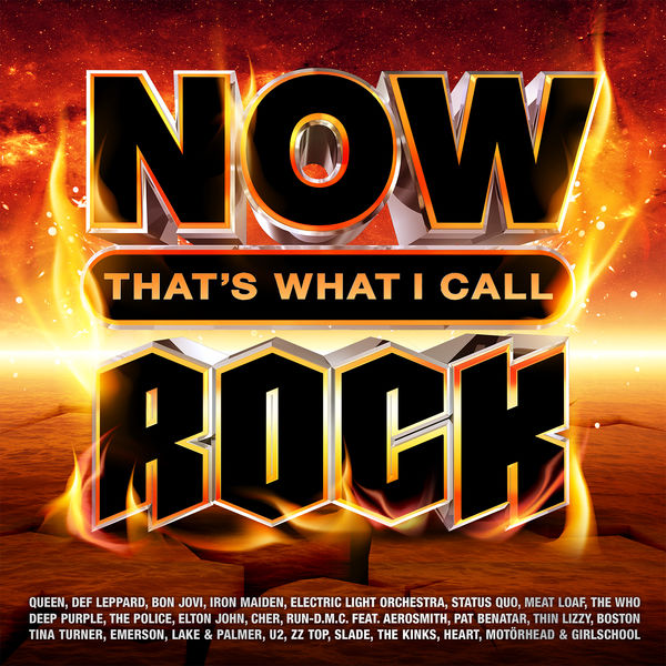 Various Artists: NOW That's What I Call Rock (4CD)