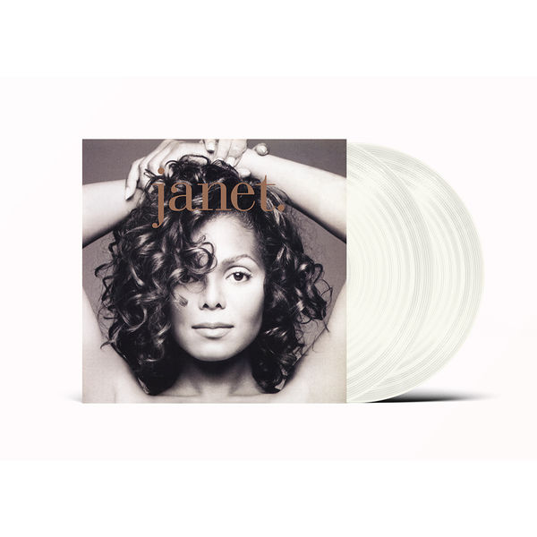 Janet Jackson: Janet: The Sound Of Vinyl Deal Of The Day Exclusive Clear Coloured Vinyl