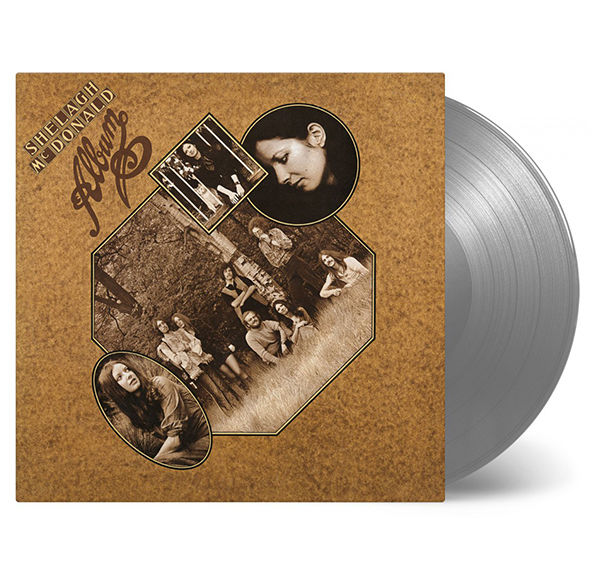 Shelagh McDonald: Album: Limited Edition Silver Vinyl