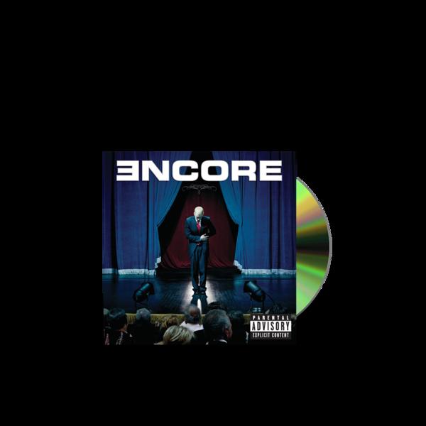 Eminem: Encore CD