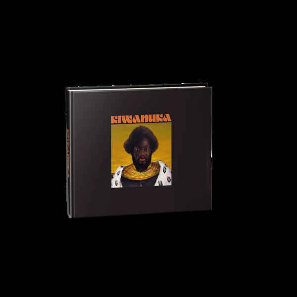 Michael Kiwanuka: Kiwanuka Hardcover Book Deluxe CD