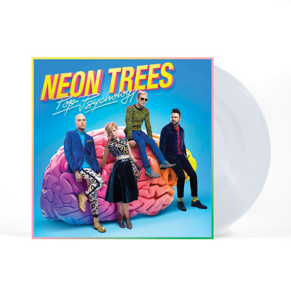 Neon Trees: Pop Psychology: Exclusive Clear Vinyl