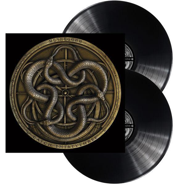 Meshuggah: Meshuggah – Catch Thirtythree