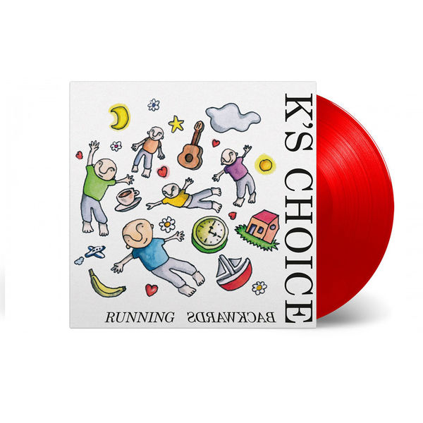 K's Choice: Running Backwards: Coloured Vinyl [RSD 2019]