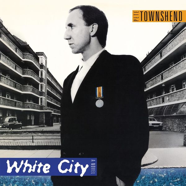 Pete Townshend: White City: A Novel (Blue Vinyl)