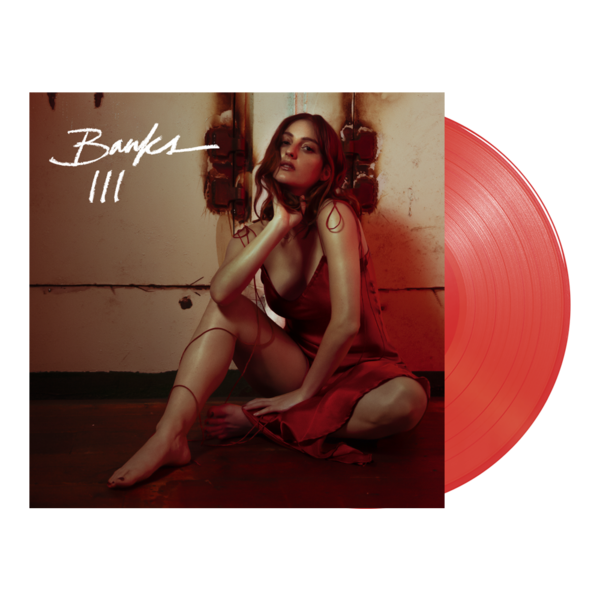 Banks: III Limited Edition LP