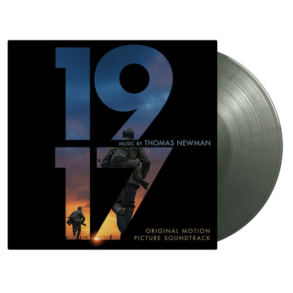 Original Soundtrack: 1917: Limited Edition Translucent Green & Silver Swirl Vinyl