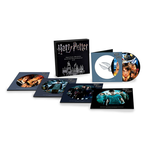 Various Artists: Harry Potter: Original Motion Picture Soundtracks I-V