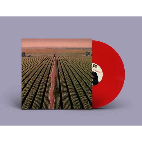 Possible Humans: Everybody Split: Limited Edition Red Vinyl