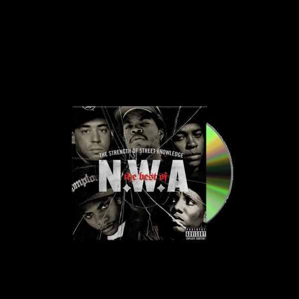 N.W.A: THE BEST OF N.W.A