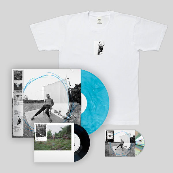 Ben Howard: Collections From The Whiteout: Signed Exclusive Deluxe LP, CD + Jump Tee (White)