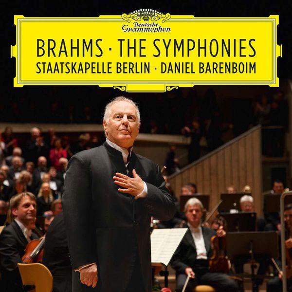 Staatskapelle Berlin: Brahms: The Symphonies