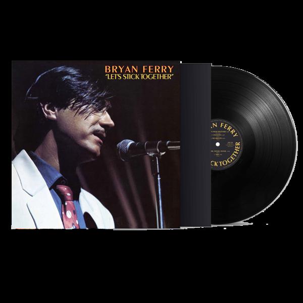 Bryan Ferry: Let's Stick Together: Vinyl Reissue