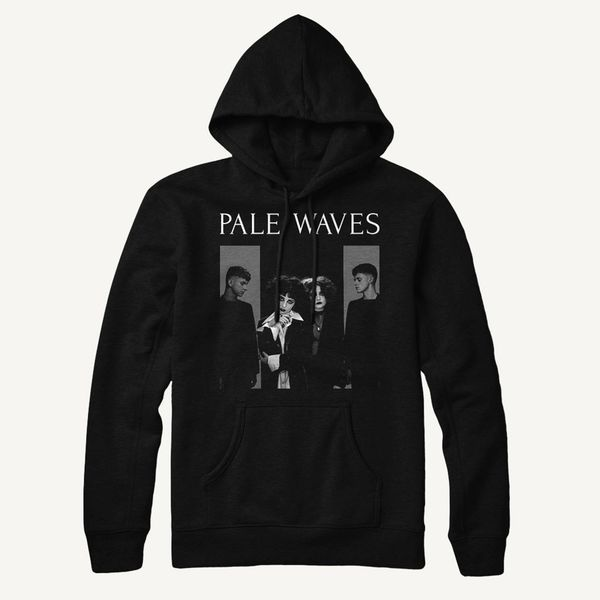 Pale Waves: 2018 Band Hoodie - S