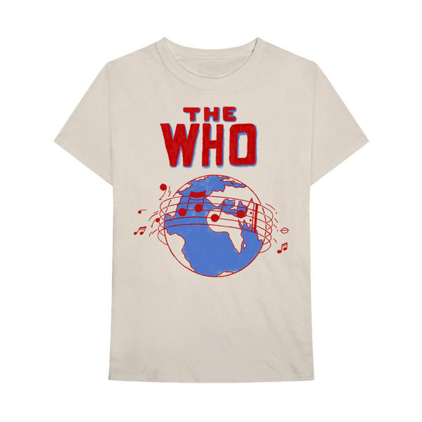 The Who: World Tour Tee