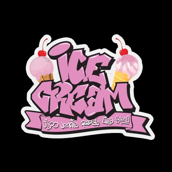 Blackpink: ICE CREAM STICKER