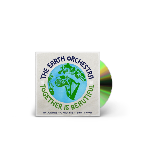 Earth Orchestra: Together is Beautiful CD
