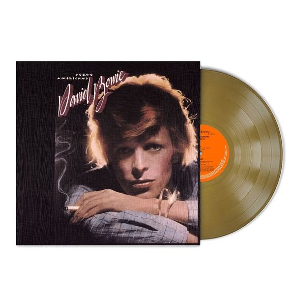 David Bowie: Young Americans: Limited Edition Gold Vinyl