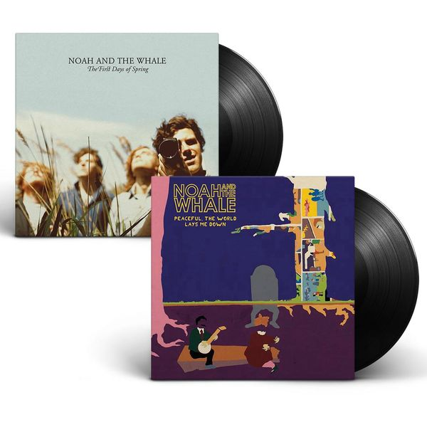 Noah And The Whale: Noah And The Whale Vinyl Bundle