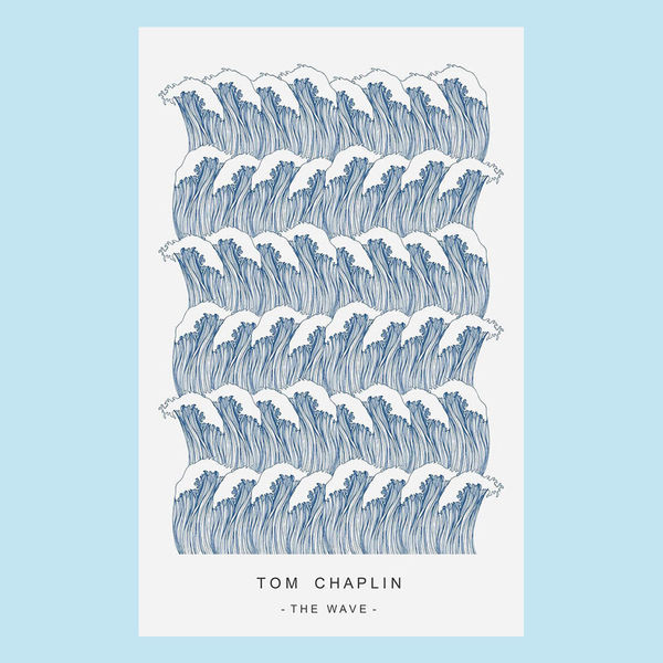 Tom Chaplin: 'Turbulence' Print (Limited Edition)