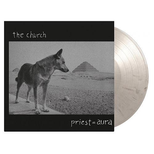 The Church: Priest=Aura: Limited Edition Black & White Swirl Vinyl