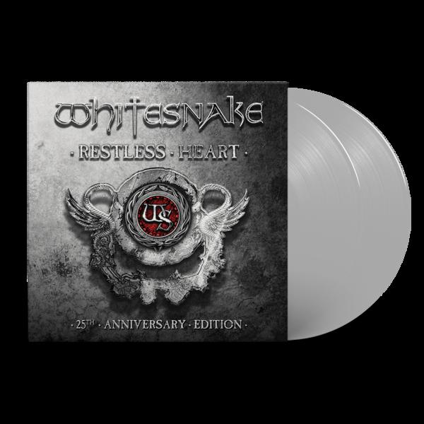 Whitesnake: Restless Heart (Deluxe Edition): Silver Vinyl 2LP