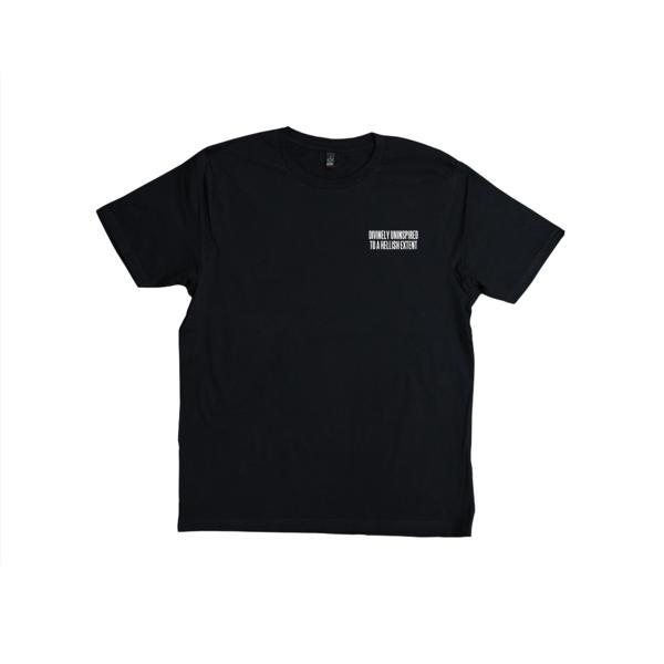Lewis Capaldi: DUTAHE T-Shirt BLACK