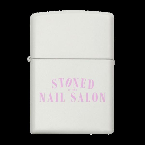 Lorde: STONED AT THE NAIL SALON ZIPPO II