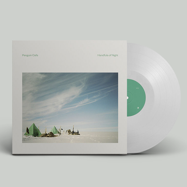 Penguin Cafe: Handfuls of Night: Limited Edition Clear Vinyl