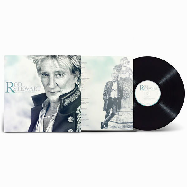 Rod Stewart: The Tears of Hercules: Limited Edition Vinyl