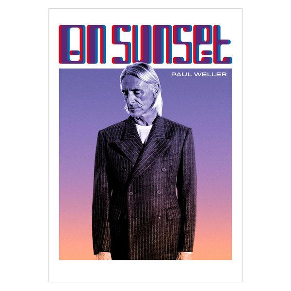 Paul Weller: Photo Lithograph